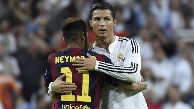 ''Bilo bi sjajno da je i Cristiano Ronaldo u Barceloni!''