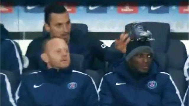 Evo šta se dešava kada stavite Zlatana Ibrahimovića na klupu
