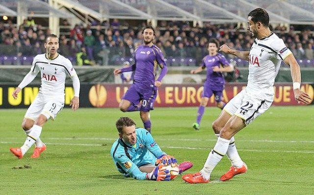 Fiorentina - Tottenham