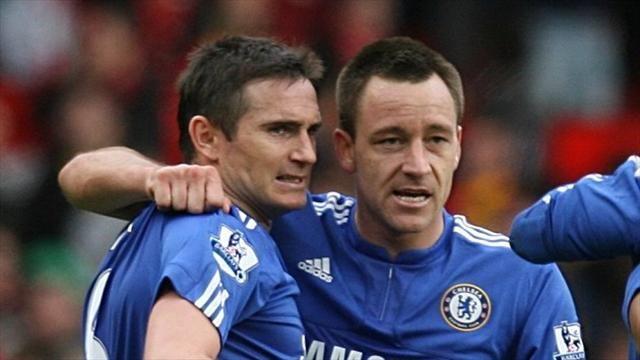 Frank Lampard odao počast John Terryju