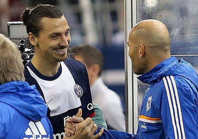 Ibrahimović želi u ''najveći klub na svijetu''!