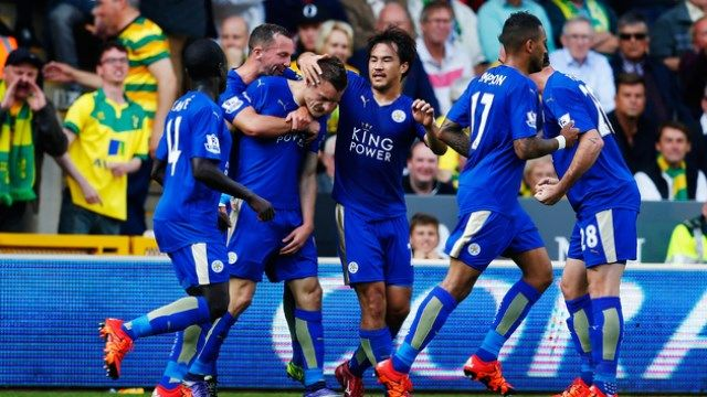 Leicester - Norwich