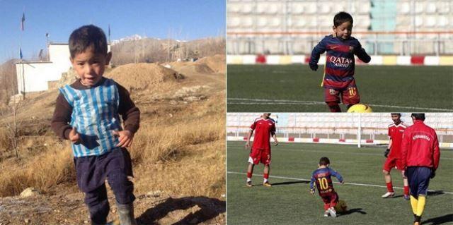 Messi spreman da upozna