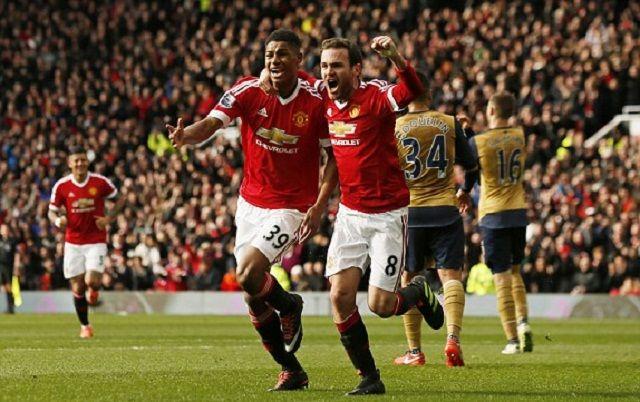 Nevjerovatna dva gola u tri minute protiv Arsenala