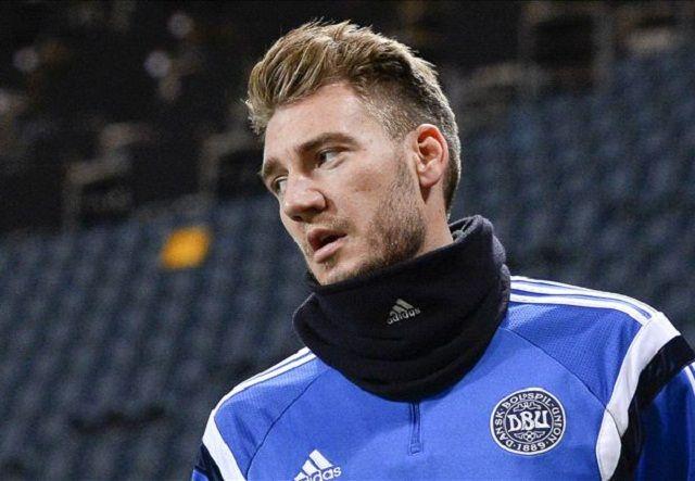 Nicklas Bendtner se pohvalio da je postigao pogodak
