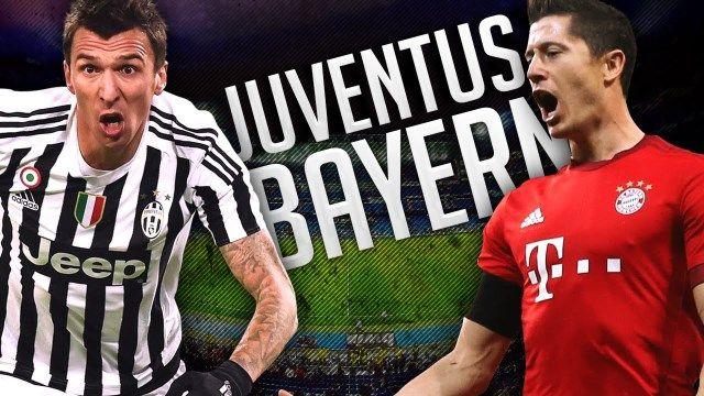 Bayern Munchen - Juventus