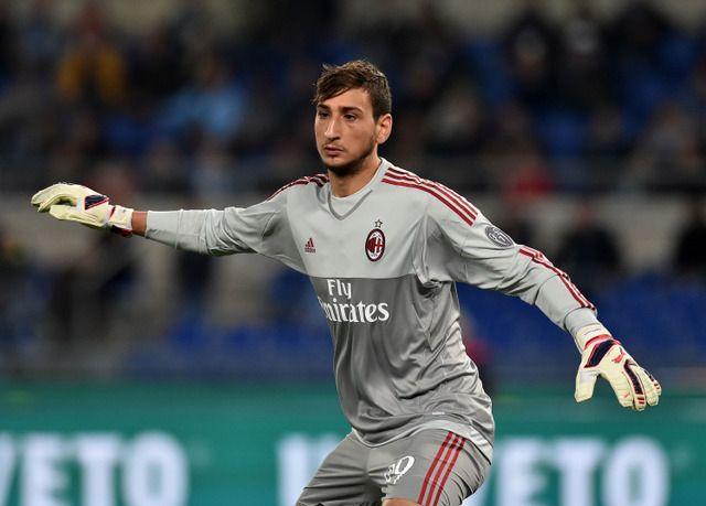 Nevjerovatne obrane Gianlugija Donnarumme na treningu Milana