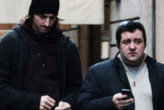 Ibrahimović otkrio detalje prvog susreta sa svojim menadžerom