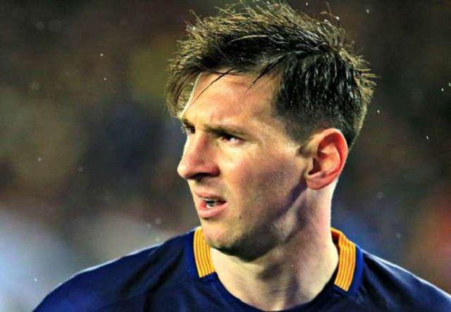 Lionel Messi odao počast
