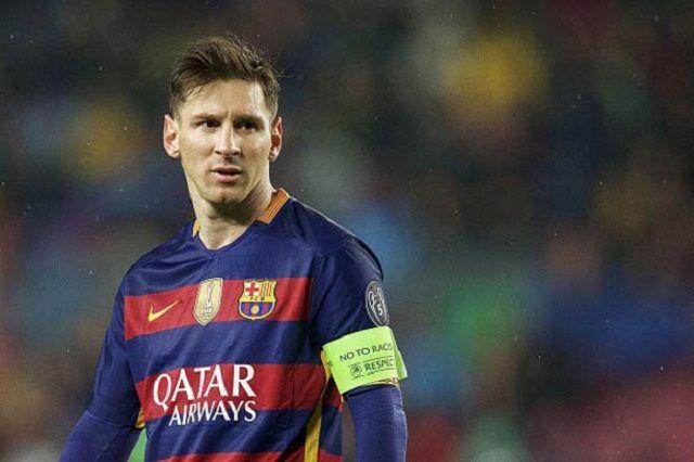 Messi u Manchester Cityju