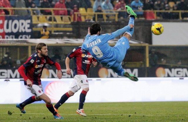 Napoli - Genoa Higuain