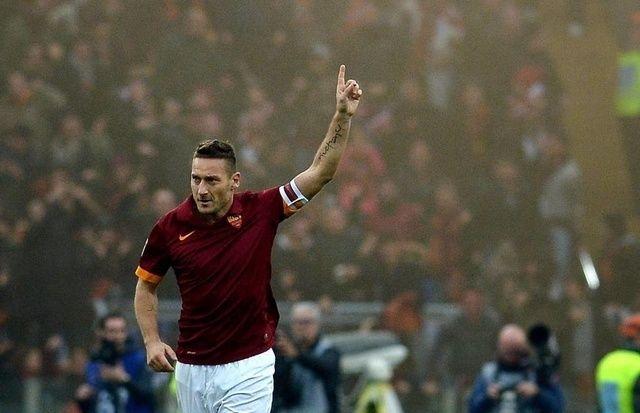 Totti se večeras oprašta od Lige prvaka