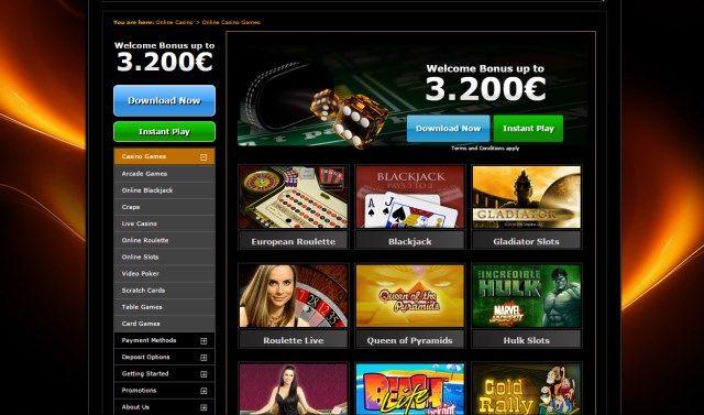 Casino.com vrste igra