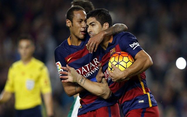Suarez i Neymar