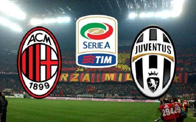 AC Milan v Juventus
