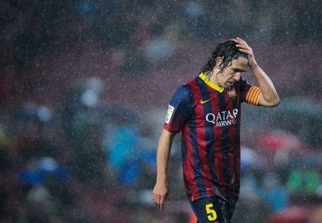 Barceloni nedostaje kapiten kao što je Puyol