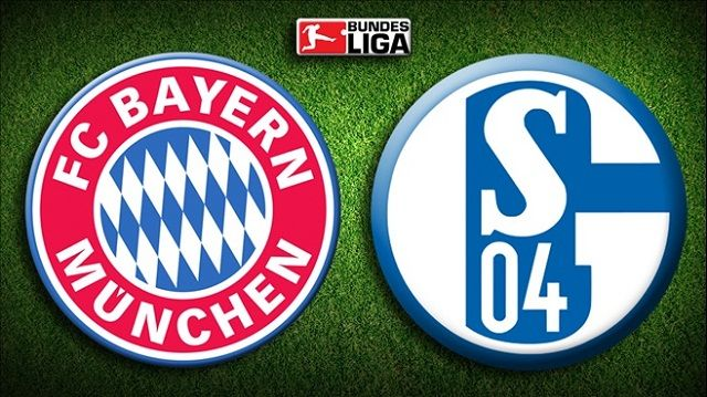 Bayern v Schalke