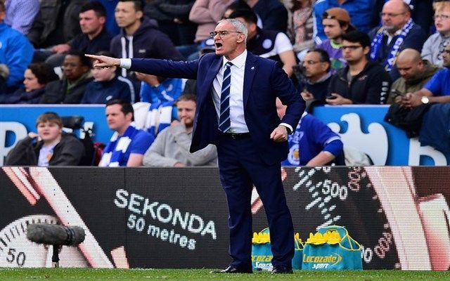 Trener Leicestera