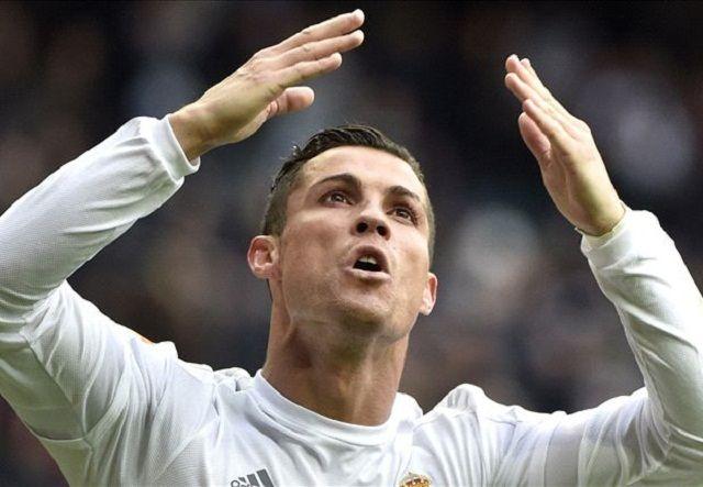 Cristiano Ronaldo se priprema