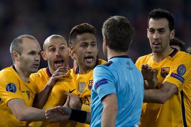 Da li je Barcelona žestoko oštećenja protiv Atletica!