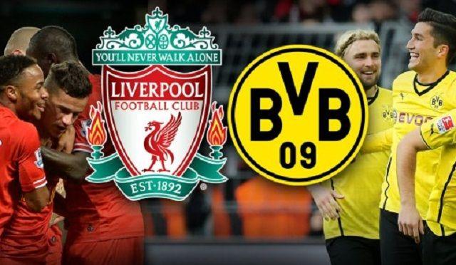 Liverpool v Borussia Dortmund