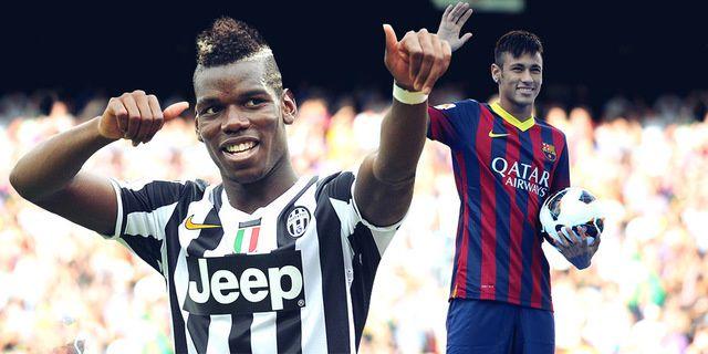 Neymar se nada dolasku Pogbe u Barcelonu