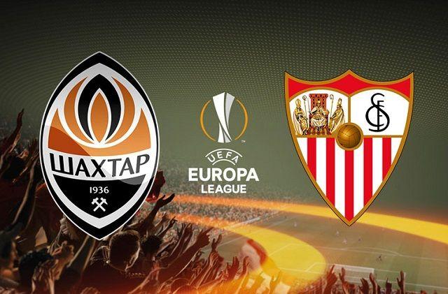 Shakhtar Donetsk v Sevilla