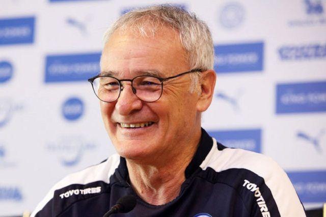 Claudio Ranieri govorio