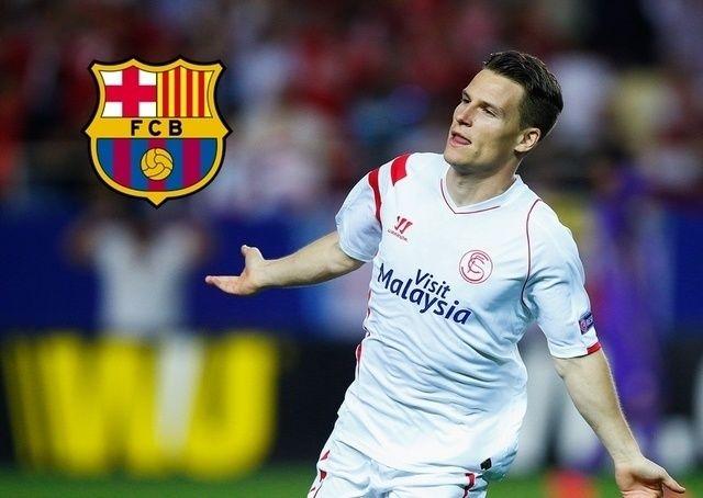 Kevin Gameiro oduševljen interesom Barcelone