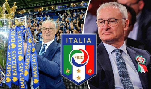 Ranieri prije