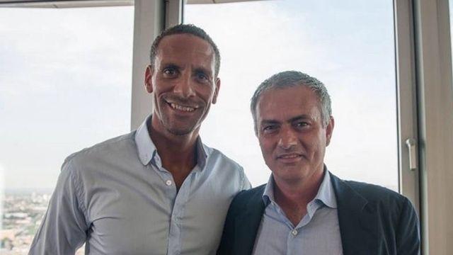 Rio Ferdinand poslao poruku Joseu Mourinhu