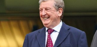 Roy Hodgson objavio