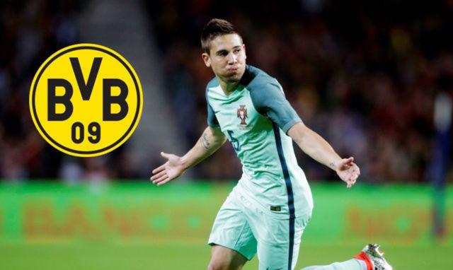 Borussia Dortmund dovela šesto ovoljetno pojačanje Guerreiro