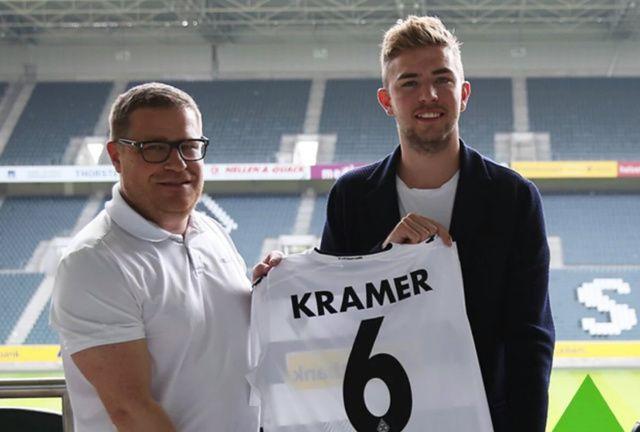 Borussia Monchengladbach dovela drugo ovoljetno pojačanje Kramer