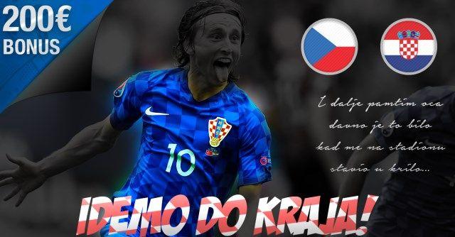 Hrvatska - Češka