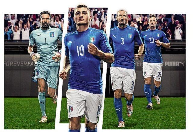 Momčad italijanske