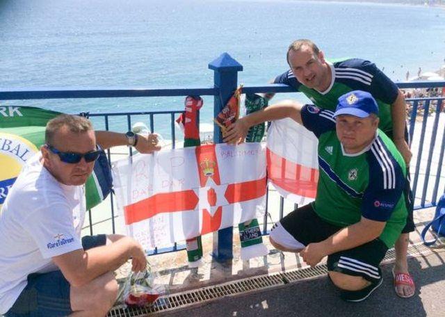 Navijači iz Sjeverne Irske