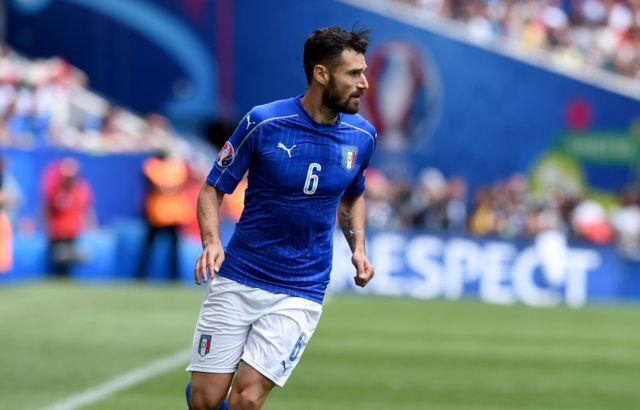 Reprezentativac Italije zbog povrede propušta Candreva