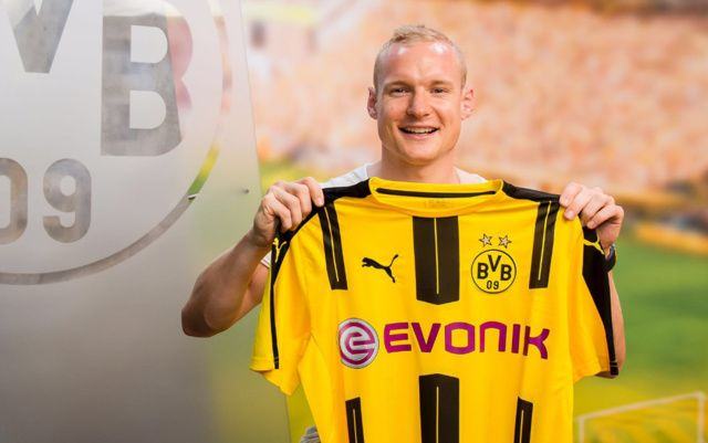 Sebastian Rode otkrio koji premierligaški klub je odbio prije dolaska u Dortmund