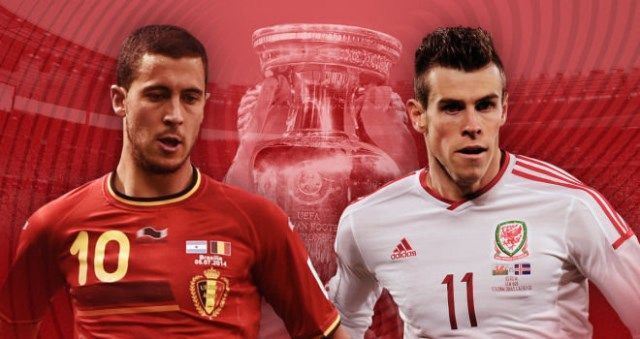 Wales - Belgija