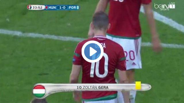 VIDEO: Zoltan Gera postigao jedan od najboljih golova prvenstva protiv Portugala
