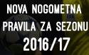nogometna pravila