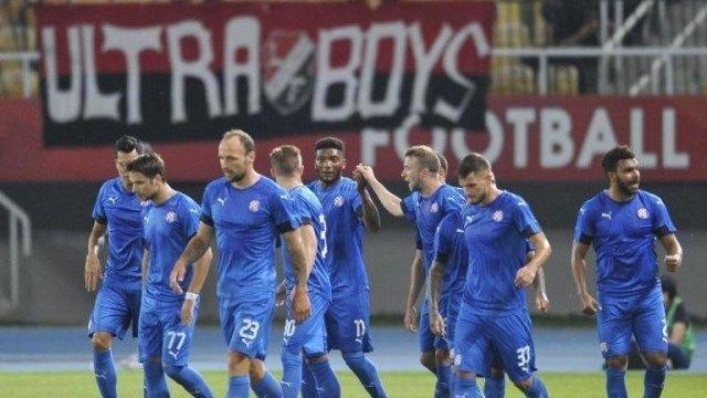 Dinamo - Vardar