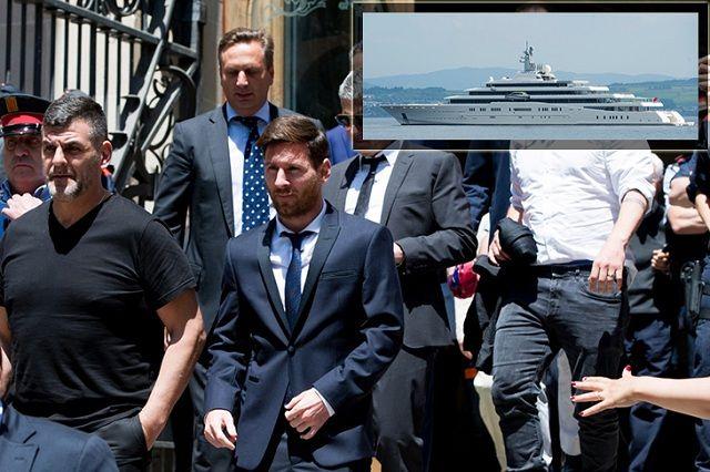 Lionel Messi napušta