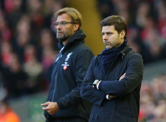Liverpool i Tottenham