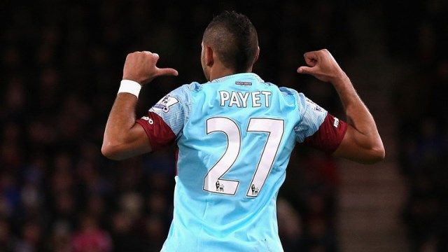 WEST HAM - BOURNEMOUTH payet