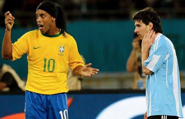Ronaldinho imenovao