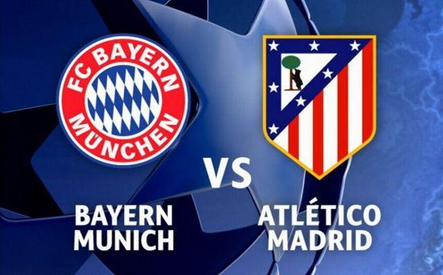 Bayern Munich v Atletico Madrid: Analiza i prijedlog za klađenje