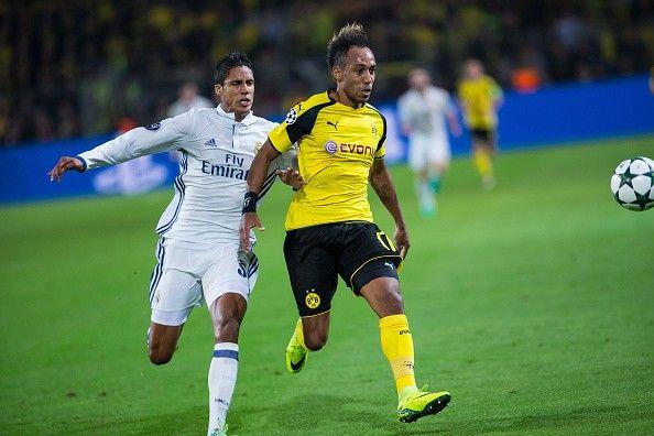 Aubameyang: Želim igrati za Real