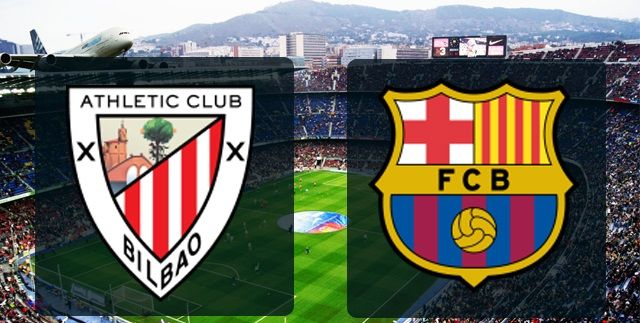 Athletic Bilbao v Barcelona